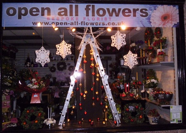 For Flowers Delivered In Accrington Area Flowers By Open All